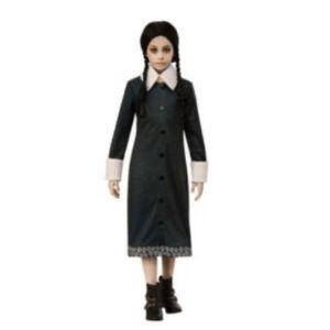 Kids Wednesday Addams costume